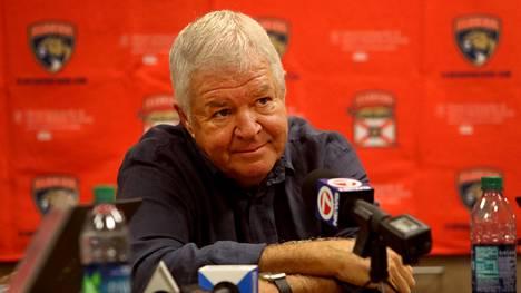 Dale Tallonin kymmenvuotinen pesti Florida Panthersissa tuli päätökseensä.