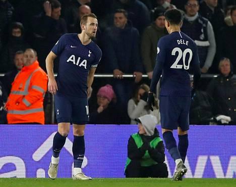 Harry Kanen loukkaantuminen on Tottenhamille ankara takaisku.