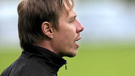 Sami Ristilä (kuvassa) antoi täyden synninpäästön HJK:n Antti Okkoselle.