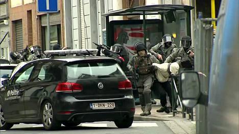 Pariisin marraskuisten iskuista epäilty Salah Abdeslam pidätettiin Brysselissä viime perjantaina.