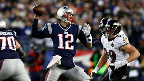 Supertähti Tom Brady asteli vahingossa floridalaismiehen kotiin.