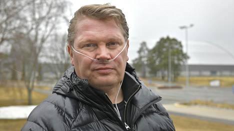 Pekka Virta kertoi tunnelmistaan ennen Lukon pudotuspelejä. Arkistokuva.