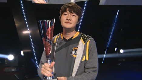 "Kim ""Stats"" Dae Yeob kruunattiin Assemblyn StarCraft-mestariksi."