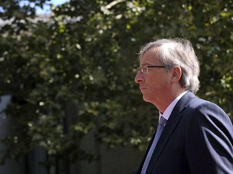 Komission puheenjohtaja Jean-Claude Juncker toimi Luxemburgin pääministerinä vuodesta 1995 vuoteen 2013
