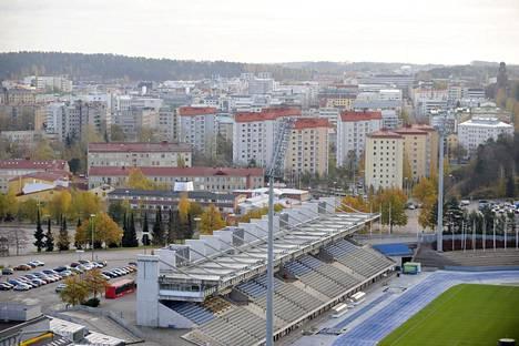 Lahti maksoi viivästyskorkoja toiseksi vähiten.