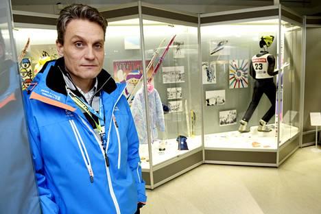 Huippu-urheiluyksikön johtaja Mika Kojonkoski tienasi vuonna 2015 noin 116 000 euroa.