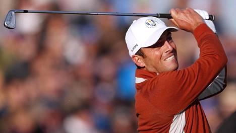 Eurooppa rynni vahvaan johtoon golfin Ryder Cupissa