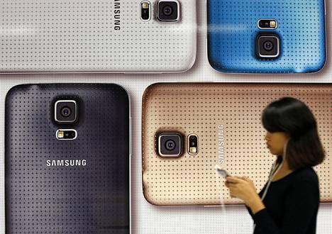 Samsungin Galaxy S5:n myynnin jääminen 40 prosenttia yrityksen odotuksista ei johtanutkaan muutoksiin ylimmässä johdossa.
