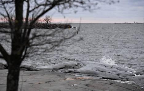 Suomi on nyt kylmän ilmamassan kauttakulkumaa.