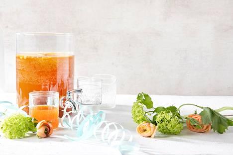 Appelsiini-inkiväärisima
