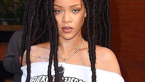 Rihannan hiukset ovat nähneet muodonmuutoksia toisensa perään.