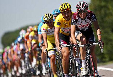 Tour de Francen 6. etappi vaati kilpailijoilta 199,5 kilometrin ponnistusta. Parhaiten siinä onnistui belgialainen Tom Boone.