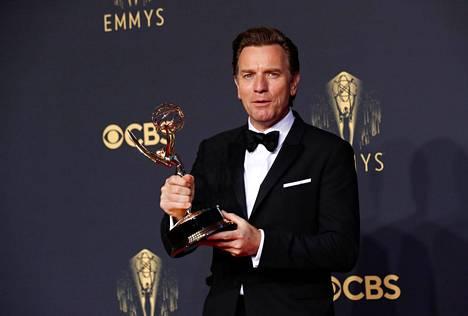 Ewan McGregor pääsi nostelemaan Emmyä ensimmäistä kertaa urallaan.