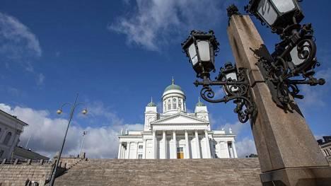 Helsingin keskustassa ei näy jääkarhuja tai revontulia. Yllättävän monelle se on uutinen.