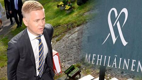 Kokoomuksen ministeriryhmän erityisavustaja Joonas Turunen siirtyy Mehiläisen palvelukseen.