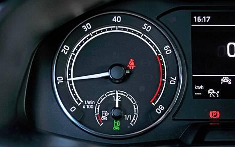 Kaasulla ajaminen on edullista.