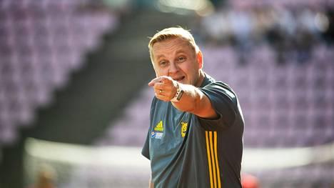 Jarkko Wiss luotsaa Ilvestä jo kuudennella kaudella.