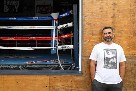 Manny Robles on aina uskonut kovaan työhön.