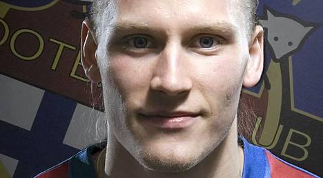 Niko Markkula ampui JJK:n voittomaalin.