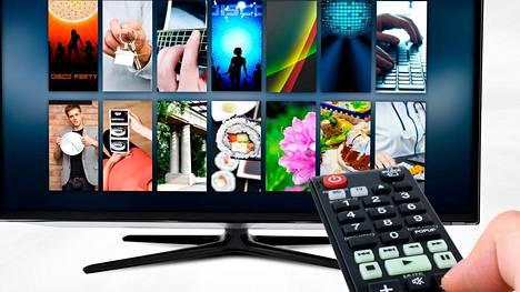 Älytelevisiot keräävät käyttäjästään paljon tietoa.