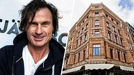 Norjalainen hotellimiljardööri Petter A. Stordalen kertoo tuoreessa kirjassaan, miten Kämp-hotellin kaupat syntyivät.