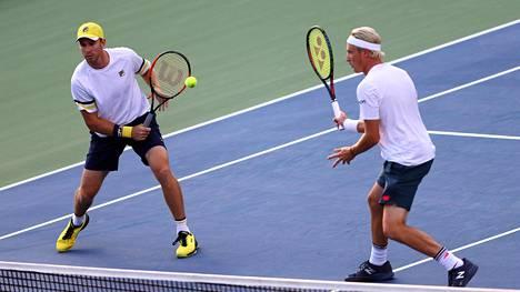 Kontinen ja Peers kukistivat vastustajansa Toronton Masters-turnauksen välierässä