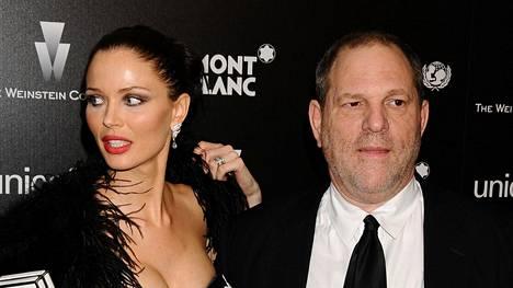 Georgina Chapman aikoo jättää miehensä Harvey Weinsteinin.