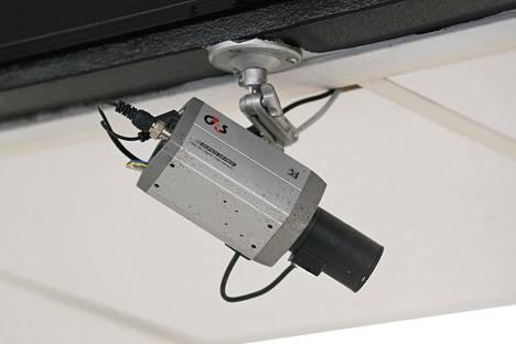 Tietovuodosta paljastuu muun muassa valvontakameroiden sijoituspaikkoja.