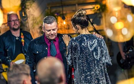 Jari Sillanpään päivää vietetään tänään perjantaina Nelosella nähtävässä Vain elämää -jaksossa.