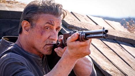 Sylvester Stallone kuvattuna Rambo Last Blood -elokuvassa vuonna 2019.