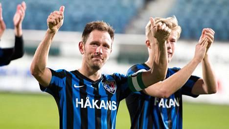 Henri Lehtonen saa lähteä Interistä ensi kuussa.