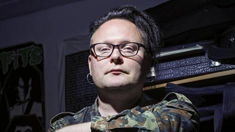 Antti Lautala soitti Apulannassa vuodesta 1991 vuoteen 1994 saakka.