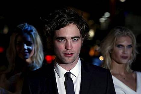 Robert Pattison näyttelee pääosan Twilight-elokuvassa.