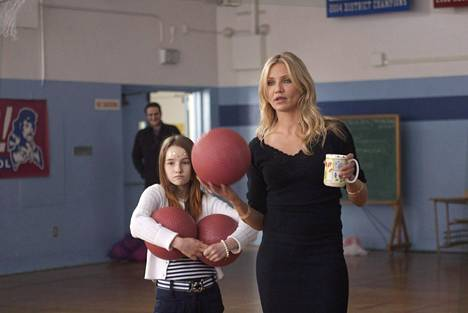 Cameron Diaz elokuvassa Bad Teacher.