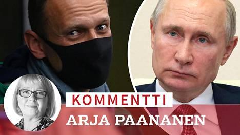 Aleksei Navalnyi laskee nyt sen varaan, että Vladimir Putinin onni on kääntymässä.