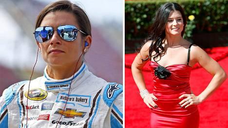 Danica Patrick on maailman tunnetuin naiskuljettaja. Hän on saanut paljon huomiota myös ulkonäkönsä vuoksi.