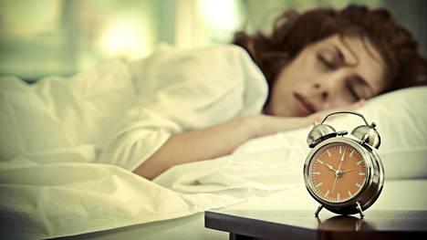 Vaikka pään pistää tyynyyn, uni ei välttämättä tule.