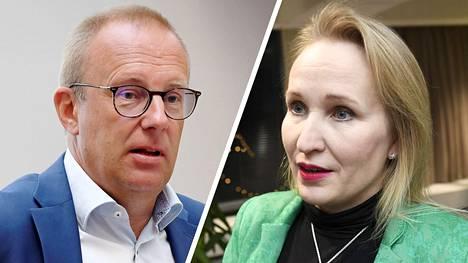 SAK:n Jarkko Eloranta on ennakoinut levottomuuksia työmarkkinoille neuvotteluiden hajaantumisen vuoksi. Teknologiateollisuuden Minna Helle on tyrmännyt puheet siitä, että sopimista oltaisiin heittämässä romukoppaan.