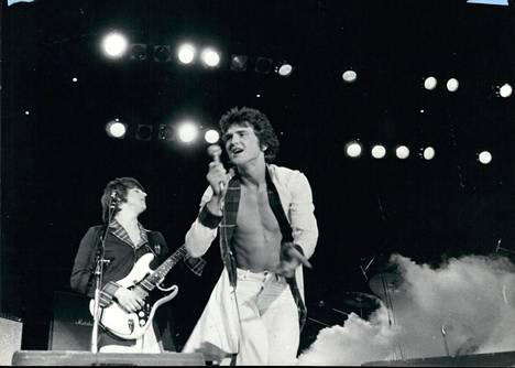 Yhtye kiersi myös Japanissa 1970-luvulla.