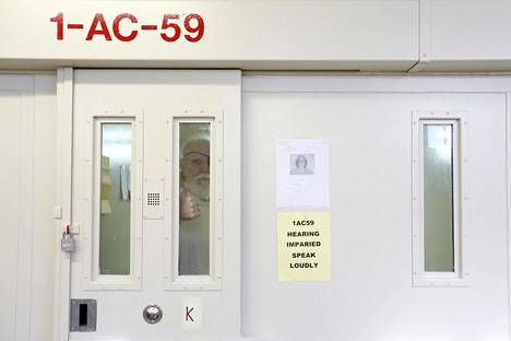Vuonna 2015 lähes 70-vuotias Douglas Clark oli virunut San Quentinin kuolemansellissä 33 vuotta.