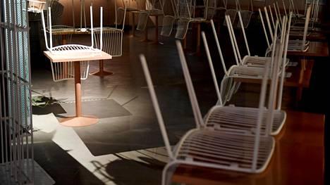 Ruokaa saa myydä Lounais-Suomen ravintoloissa tällä hetkellä vain take-awayna.