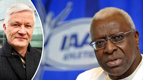 Kansainvälisen yleisurheiluliiton IAAF:n hallituksen jäsen Antti Pihlakoski kommentoi IS:lle järjestön ex-puheenjohtajan Lamine Diackin rikossyytteitä.