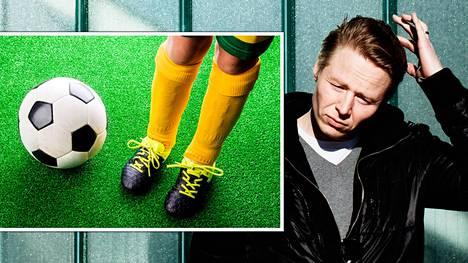 Urheilujoukkueesta putoaminen voi olla lapselle todella kova paikka. Mikki Kausteen poika joutui kokemaan sen.