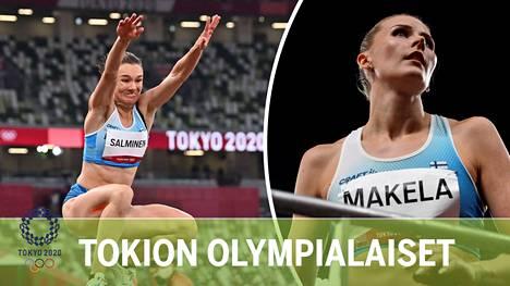 IS seurasi olympiapäivän tapahtumia.