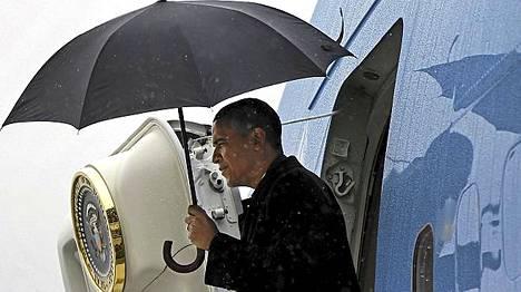 Barack Obaman kannatus on nousussa.