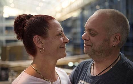 Marice Haldin-Granith löysi uuden rakkauden ja on juuri avioitunut Tom Granithin kanssa.