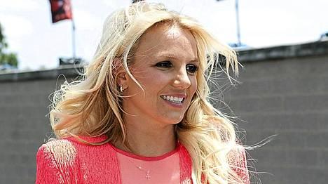 Britneyn käytös selittyy neuropsykologisella sairaudella.