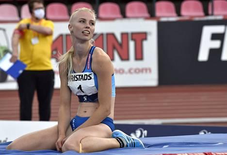 Heta Tuuri uskoo, että Nyström otetaan hyvin vastaan Kalevan kisoissa.