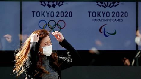 Tokion kisojen siirtämistä vielä kesältä 2021 eteenpäin ei pidetä mahdollisena.
