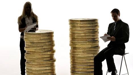 Alemman keskiluokan mediaanitulo vuonna 2016 oli 1875 euroa, keskimmäisen keskiluokan 2565 euroa ja ylemmän keskiluokan 3402 euroa.